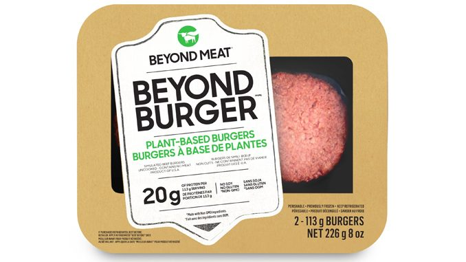 Plant-Based Beyond Burger Coming To More Than 3,000 Canadian Grocery Stores In May 2019