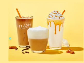 Second Cup Welcomes New Crème Caramel Beverages