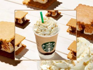 Starbucks Canada Welcomes Back The S'mores Frappuccino