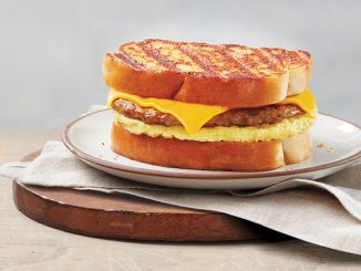 Tim Hortons Introduces New French Toast Breakfast Sandwich
