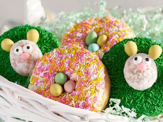 Tim Hortons Unveils Cadbury Mini Eggs Donuts As Part Of 2019 Spring Treats Lineup