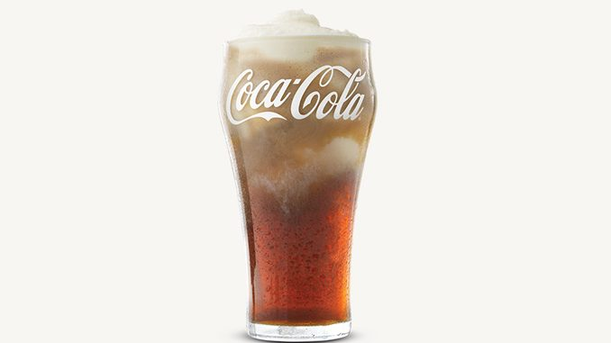 Arby's Canada Introduces New Coke Float