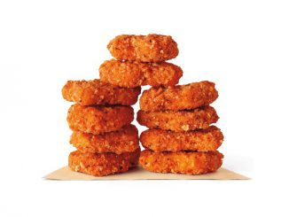 Burger King Canada Brings Back Spicy Chicken Nuggets