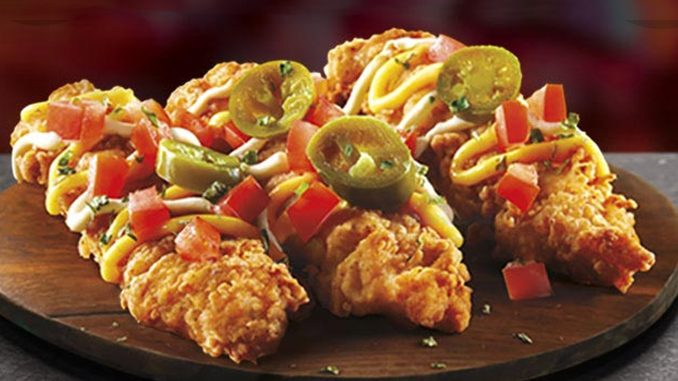 KFC Canada Launches New Chachos Nationwide
