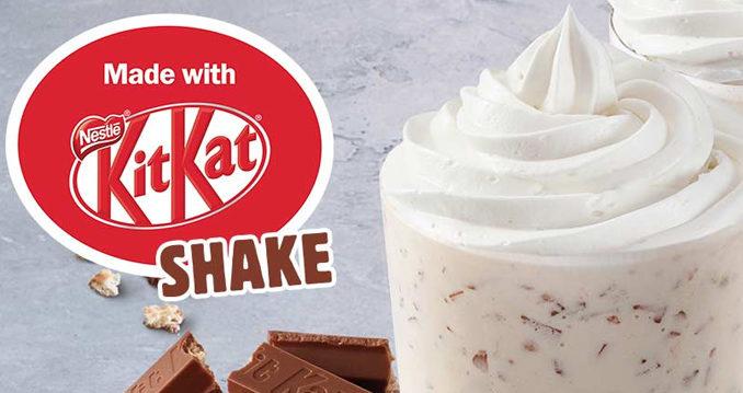 Kit Kat Shake