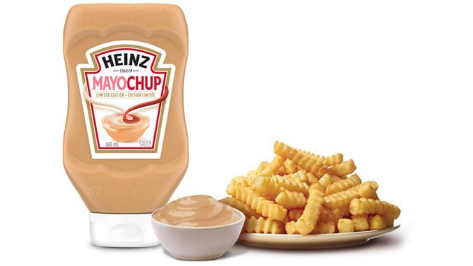 New Heinz Mayochup Now Available In Canada