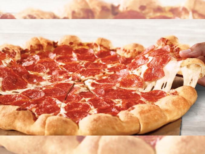 Pizza Hut Canada Brings Back 5 Cheese Stuffed Crust