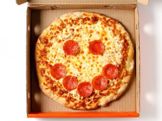 Pizza Pizza Offers Small Smile Pizza For $4.99 As Part Of Slices For Smiles Campaign Through June 2, 2019