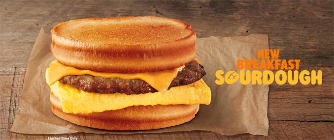 Sourdough Breakfast Sandwiches