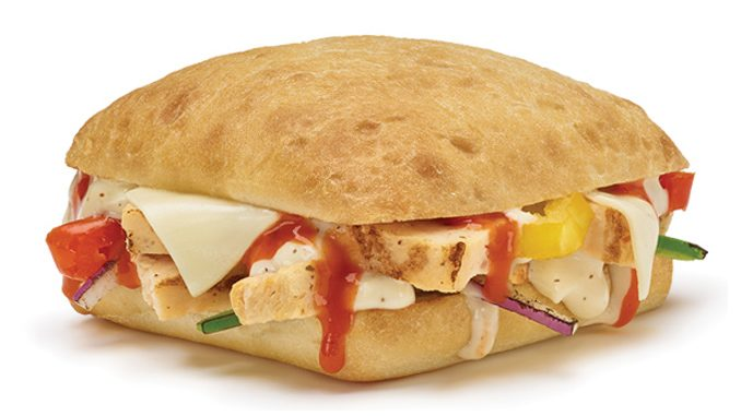 Subway Canada Adds New $4 Spicy Chicken Mighty Melt