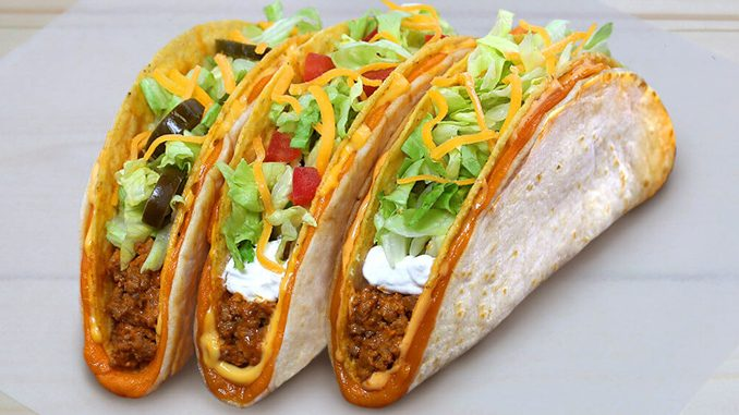 Taco Bell Canada Introduces New Double Layer Tacos