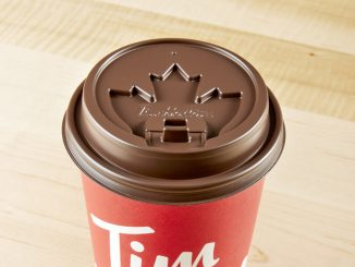 Tim Hortons Reveals New And Improved Coffee Cup Lid