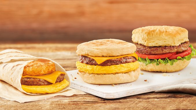 Tim Hortons Unveils New Beyond Meat Breakfast Sandwiches