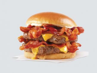 Wendy's Canada Offers $5 Baconators For A Limited Time