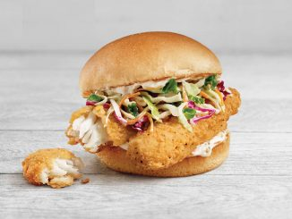 A&W Canada Welcomes Back Wild-Caught Cod Burger And Wrap