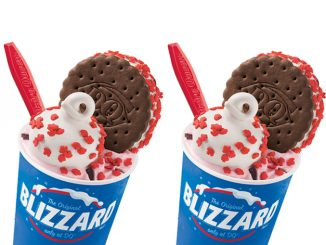 Dairy Queen Introduces The Canada D'eh Blizzard