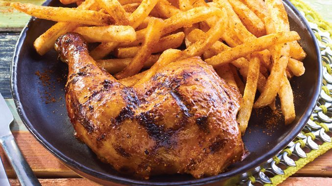 Free PERi-PERi Chicken At Nando's On June 23, 2019