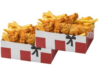 KFC Canada Launches New $3 Tenders Mega Box Nationwide