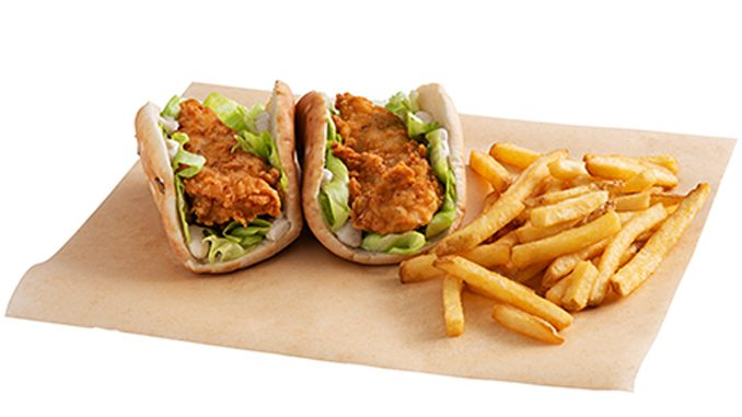 KFC Canada Testing 2 Kentucky Flatbreads And Fries Deal For $5 In Winnipeg
