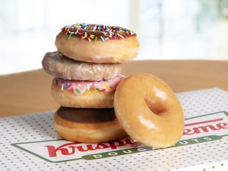 Krispy Kreme Canada Is Giving Away Free Doughnuts On June 7, 2019