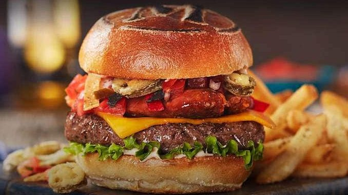 Montana's Introduces New Big Chorizo Burger