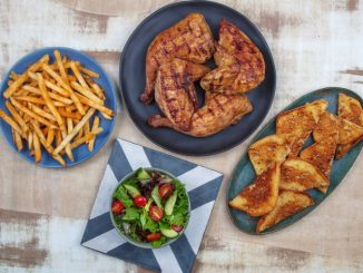 Nando's Canada Celebrates NBA Finals With $20.19 Classic Platter Game Day Deal