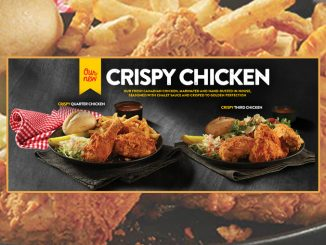 Swiss Chalet Welcomes Back Crispy Chicken