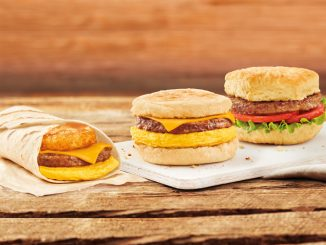 Tim Hortons Launches Beyond Meat Breakfast Sandwiches Nationwide