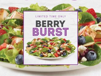 Wendy's Canada Brings Back Berry Burst Chicken Salad