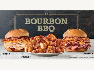 Arby's Canada Introduces New Bourbon BBQ Menu
