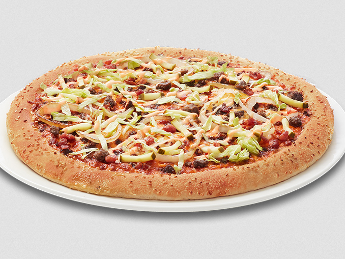 Boston Pizza Introduces New Mad Mac Pizza