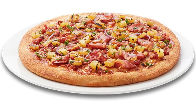 Boston Pizza Introduces New Royal Hawaiian Pizza As Part Of New Pineapple Summer Menu