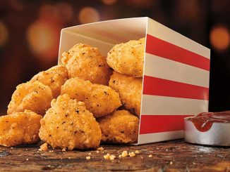 Burger King Canada Introduces New Popcorn Chicken