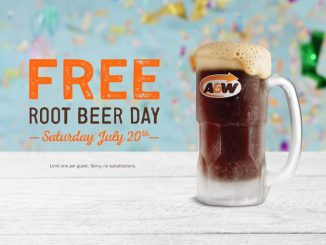 Free Root Beer Day At A&W Canada On July 20, 2019