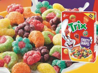 General Mills Canada Brings Back Trix Cereal