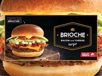 Harvey's Adds New Brioche Bacon And Cheese Burger