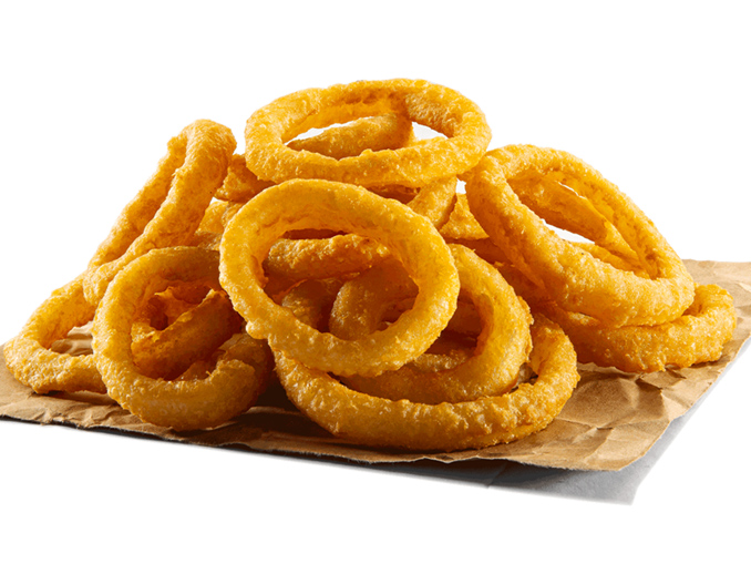 Mary Brown's Brings Back Crunchy Onion Rings