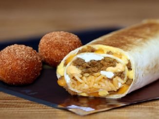 Taco Bell Canada Launches New Double Quesarito