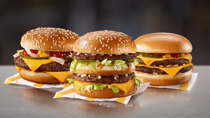 $3 Big Macs At McDonald's Canada From August 13-19, 2019 As Part Of Remastered Beef Burger Promotion