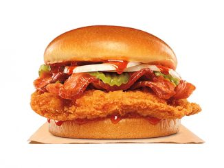 Burger King Canada Introduces New Honey Hot Crispy Chicken