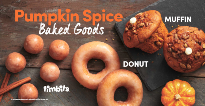 Fall Baked Goods