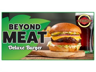 Fatburger Canada Introduces New Beyond Meat Deluxe Burger