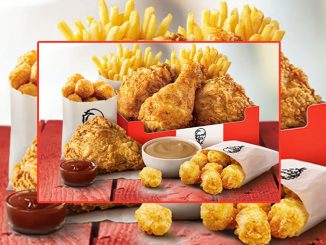 KFC Canada Puts Together New $10 Chicken Meal For Two