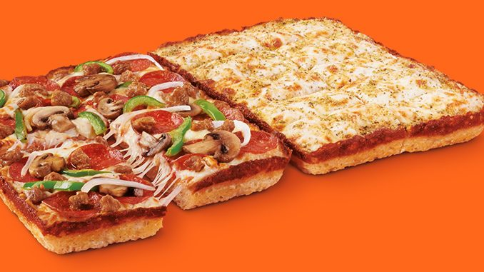 Little Caesars Canada Puts Together New $12 Ultimate Supreme Box Set