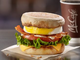 McDonald's Canada Brings Back The Egg BLT McMuffin