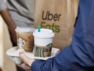 Starbucks Canada Launches Delivery Powered By Uber Eats