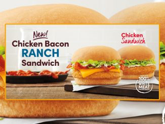 Tim Hortons Introduces New Chicken Bacon Ranch Sandwich