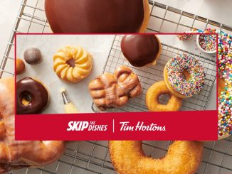 Tim Hortons Now Offering Delivery In Greater Toronto Area