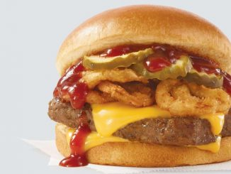 Wendy's Canada Adds New Barbecue Cheeseburger