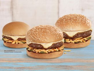 A&W Canada Brings Back Smoked Gouda Burgers